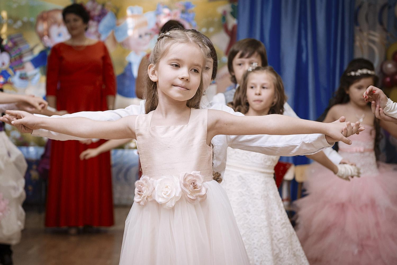 фотограф в детском саду