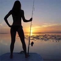 Девичник на рыбалке