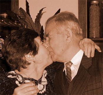 Красная свадьба - 100 лет вместе