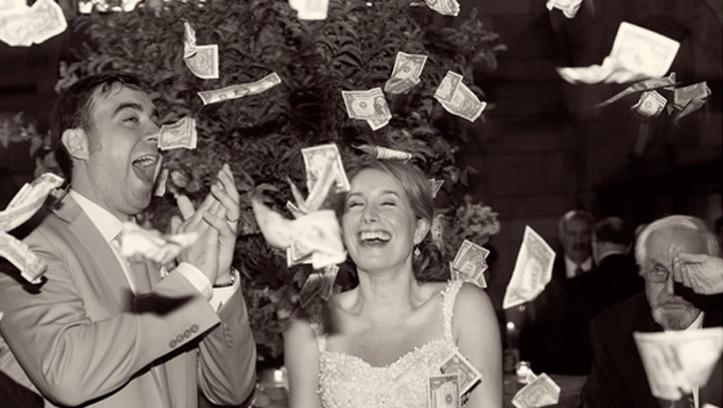 Интересные свадебные традиции