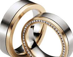 Обручальные кольца и украшения