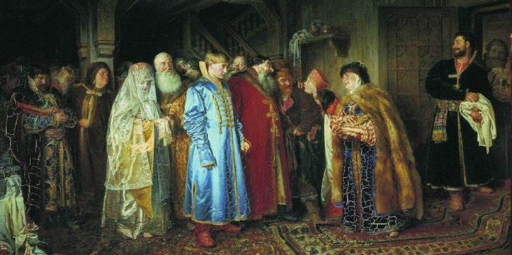 Сватовство на Руси - история и современность