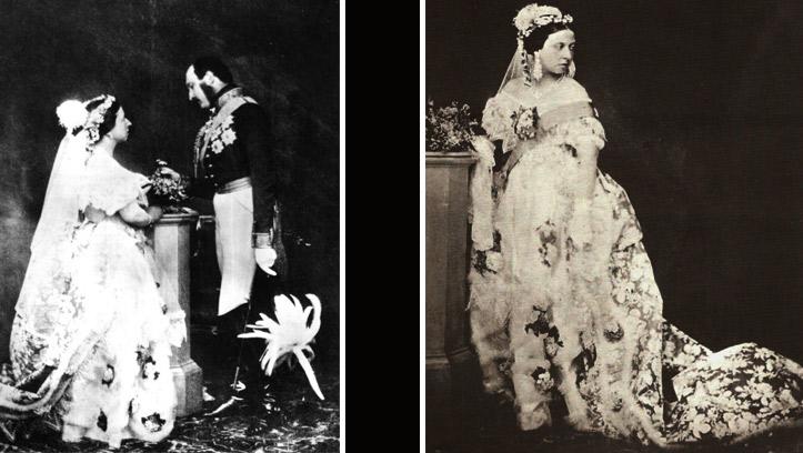 Виктории и принца Альберта