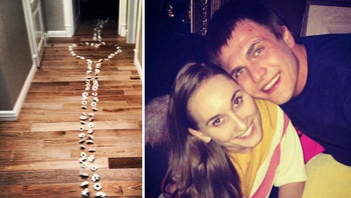 Анастасия Винокур выходит замуж