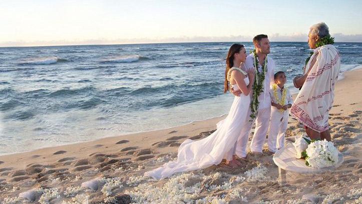 Свадьба Браяна Остина Грина