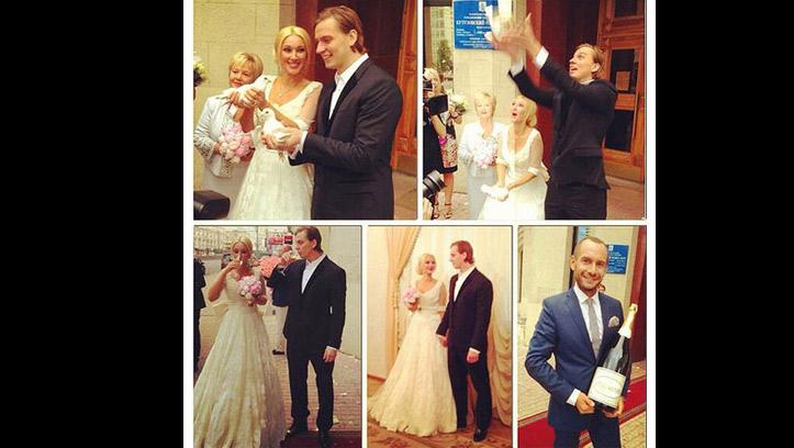 Свадьба Лены Кудрявцевой