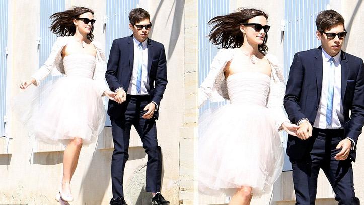Свадьба Кира Найтли