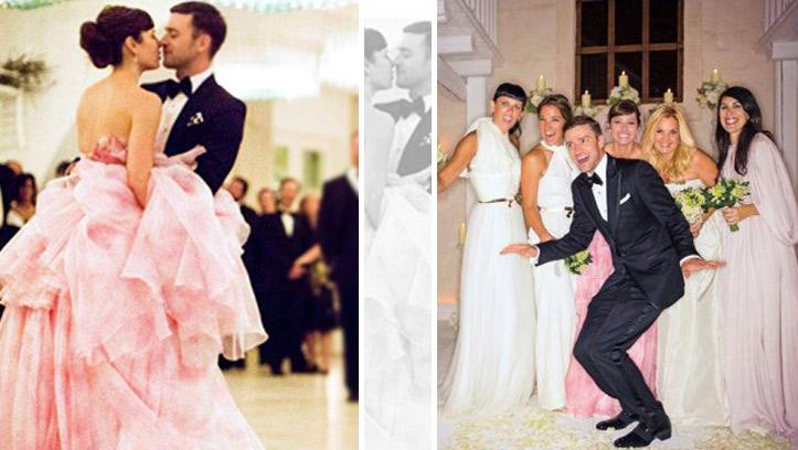 Свадьба Тимберлейка